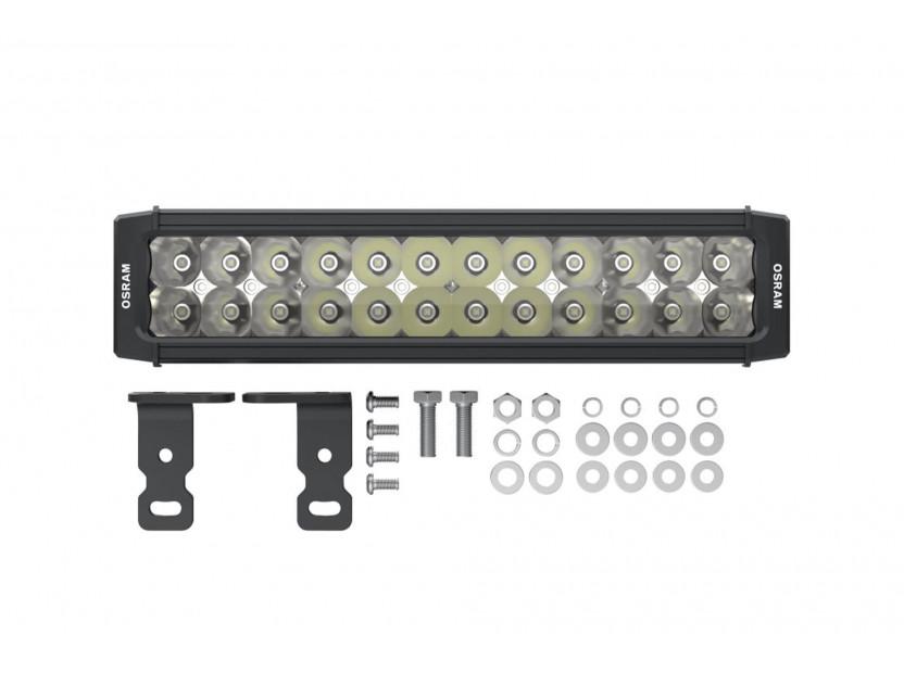LED бар Osram 306x62x80mm, 6000K, 2100LM, 36W, 12/24V, IP67, E-mark E4 5