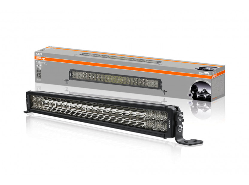 LED бар Osram 582x62x80mm, 6000K, 4100LM, 72W, 12/24V, IP67, E-mark E4