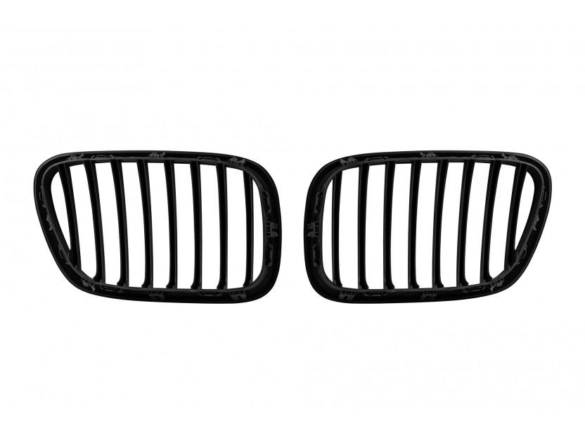 Бъбреци черен лак за BMW X5 E53 1999-2003 3