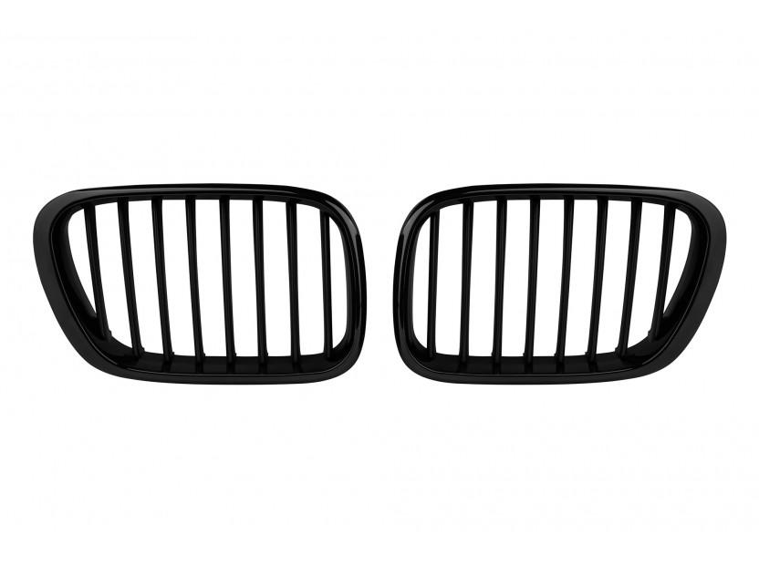 Бъбреци черен лак за BMW X5 E53 1999-2003
