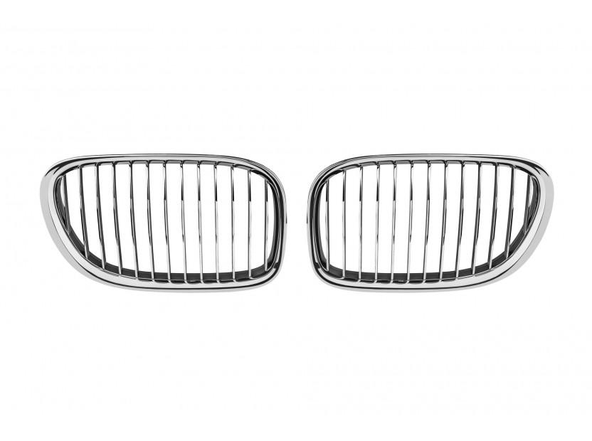 Бъбреци хром за BMW серия 7 F01 къса база, F02 дълга база 2008-2015