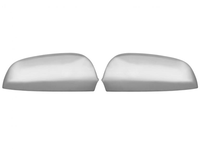 Хром капаци за огледала за Audi A3 2003-2008 (8P/8PA)/А4 2000-2007(B6)/А6 2004-2008 (4F)