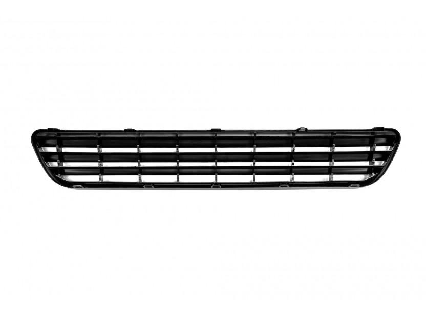 Черна решетка без емблема за Audi A3 1996-2000 3
