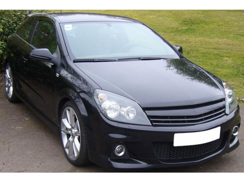 Черна решетка без емблема за Opel Astra H GTC 3 врати 2004-2007 4