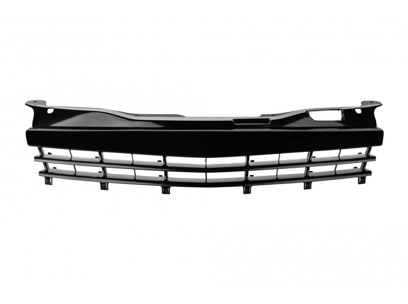 Черна решетка без емблема за Opel Astra H GTC 3 врати 2004-2007