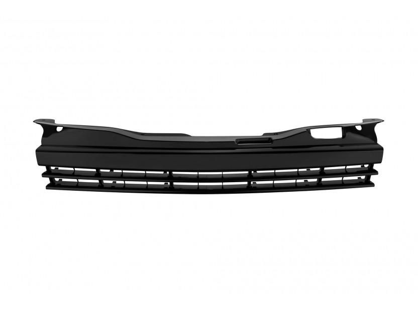 Черна решетка без емблема за Opel Astra H 5 врати 2004-2007