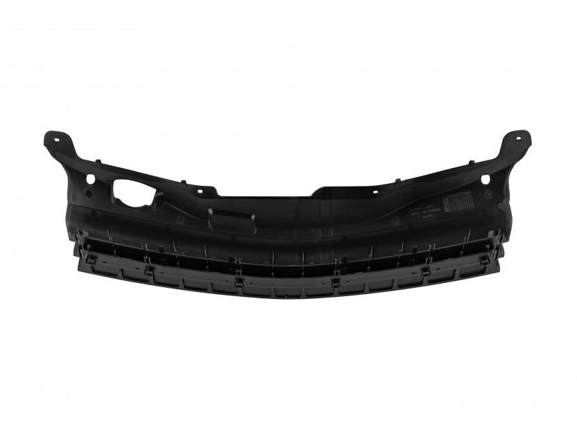 Черна решетка без емблема за Opel Astra H 5 врати 2004-2007 3