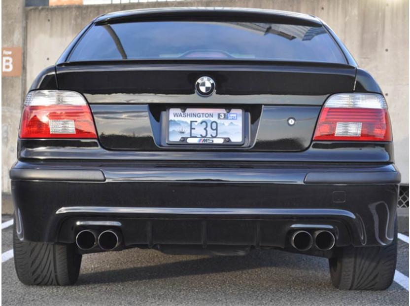 Лип спойлер за BMW серия 3 Е36 седан 1990-1998, серия 5 Е39 седан 1995-2003 12