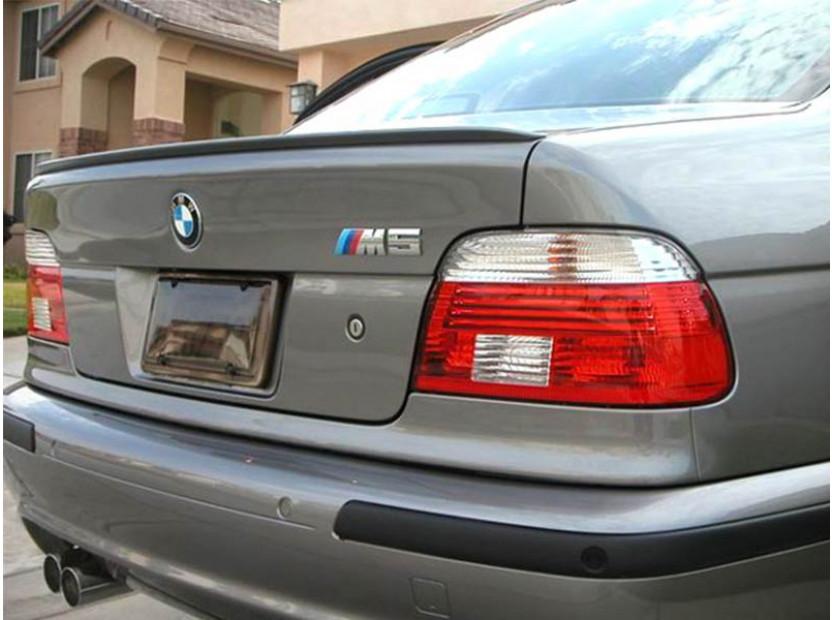 Лип спойлер за BMW серия 3 Е36 седан 1990-1998, серия 5 Е39 седан 1995-2003 10