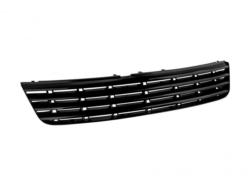 Черна решетка без емблема за VW Passat B5 1996-2000 2