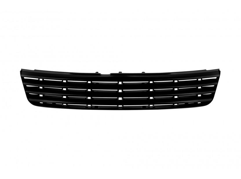 Черна решетка без емблема за VW Passat B5 1996-2000