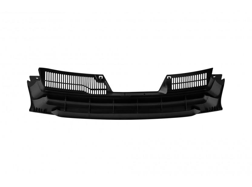 Черна решетка без емблема за VW Golf V 2003-2008 3
