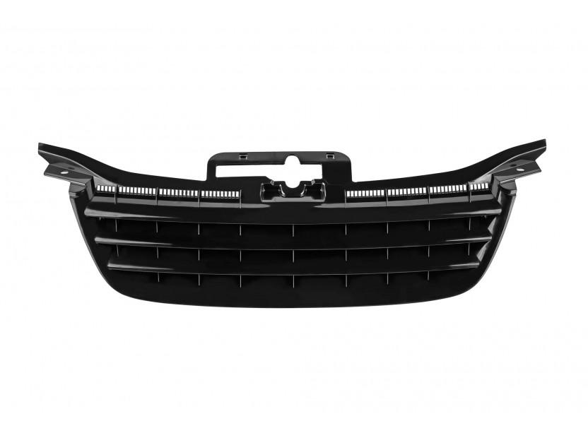 Черна решетка без емблема за VW Touran 2003-2006