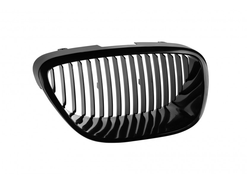 Черна решетка без емблема за Seat Leon 2004-2009 2