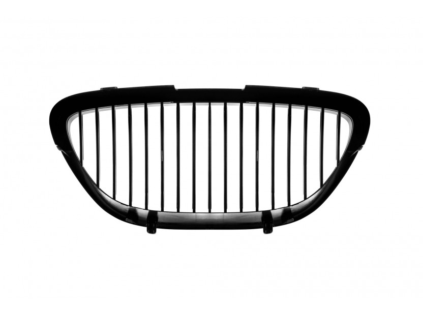 Черна решетка без емблема за Seat Leon 2004-2009 3