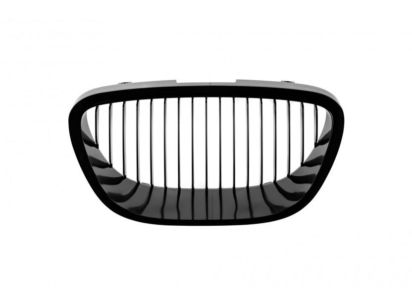 Черна решетка без емблема за Seat Leon 2004-2009