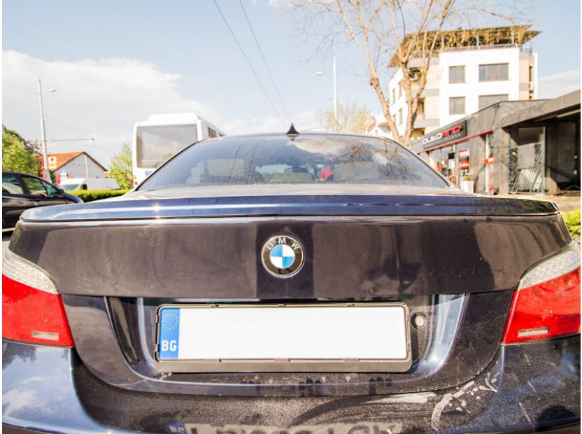 Спойлер за багажник тип М tech за BMW серия 5 Е60 2003-2010 5