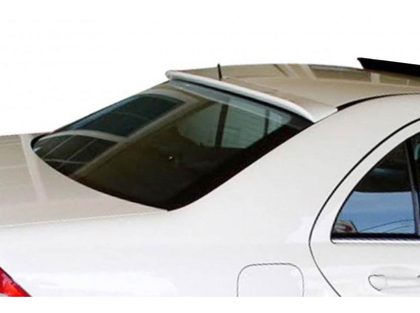 Сенник тип AMG за Mercedes С класа W203 2000-2007 с отвор за антена 4