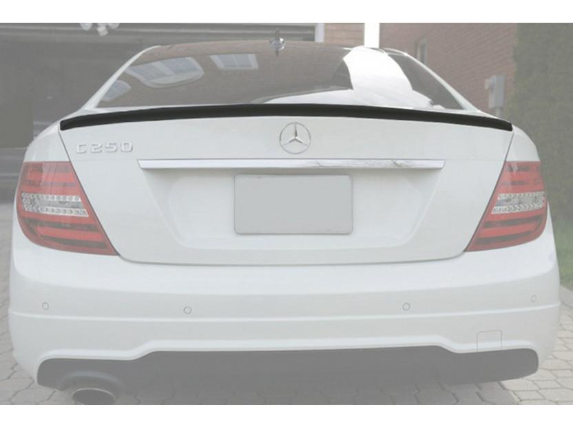 Спойлер за багажник тип AMG за Mercedes C класа W204 2007-2011