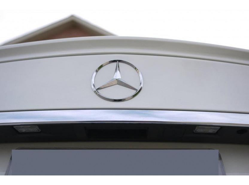Спойлер за багажник тип AMG за Mercedes C класа W204 2007-2011 9