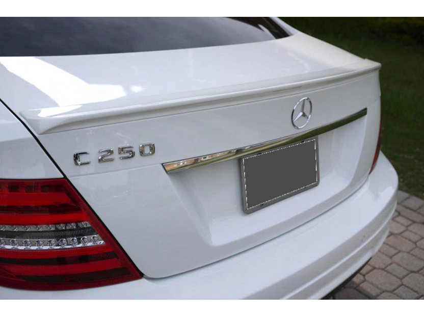 Спойлер за багажник тип AMG за Mercedes C класа W204 2007-2011 6