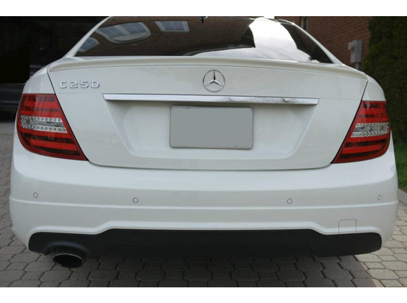 Спойлер за багажник тип AMG за Mercedes C класа W204 2007-2011 10