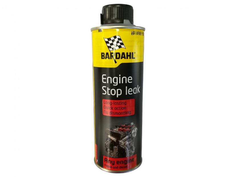 Bardahl - Спиране на течове на масло от двигатели 300ml
