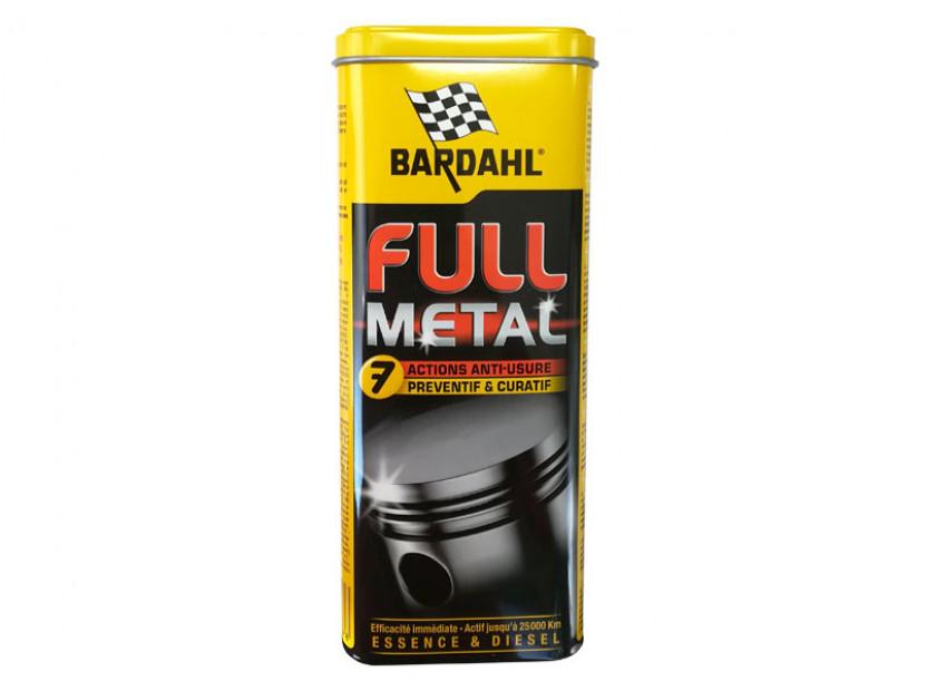 Bardahl - FULL METAL - Въстановява метала в двигателя 2