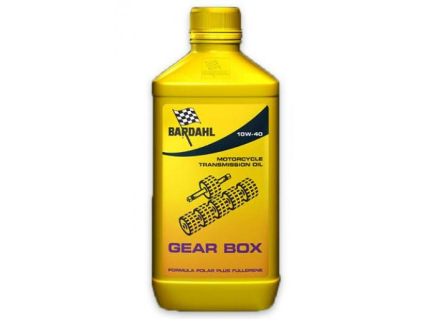 Bardahl GEAR BOX 10W40 МОТО/ATV 1L