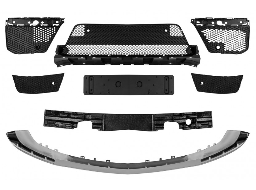 AMG пакет за Mercedes GLK X204 2012-2015 година 5