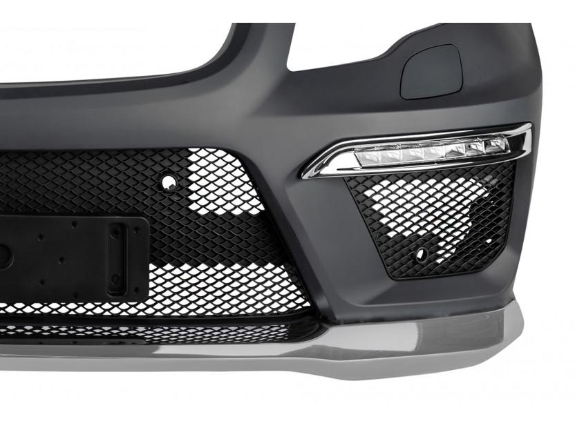 AMG пакет за Mercedes GLK X204 2012-2015 година 3