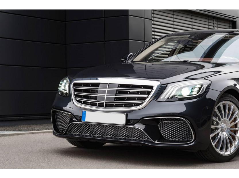 AMG пакет тип S65 за Mercedes S класа W222 след 2017 година дълга база 17
