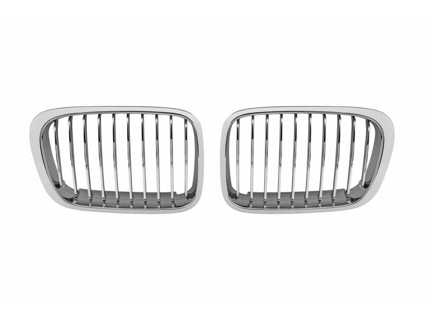 Бъбреци хром за BMW серия 3 E46 седан/комби 1998-2001/компакт 2001-2005