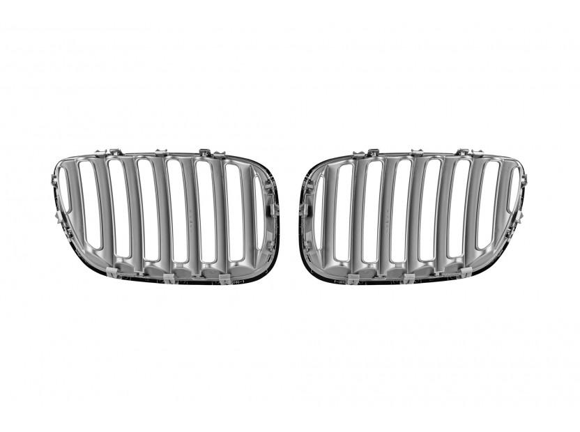 Бъбреци хром/сиви за BMW X5 Е53 2004-2006 3