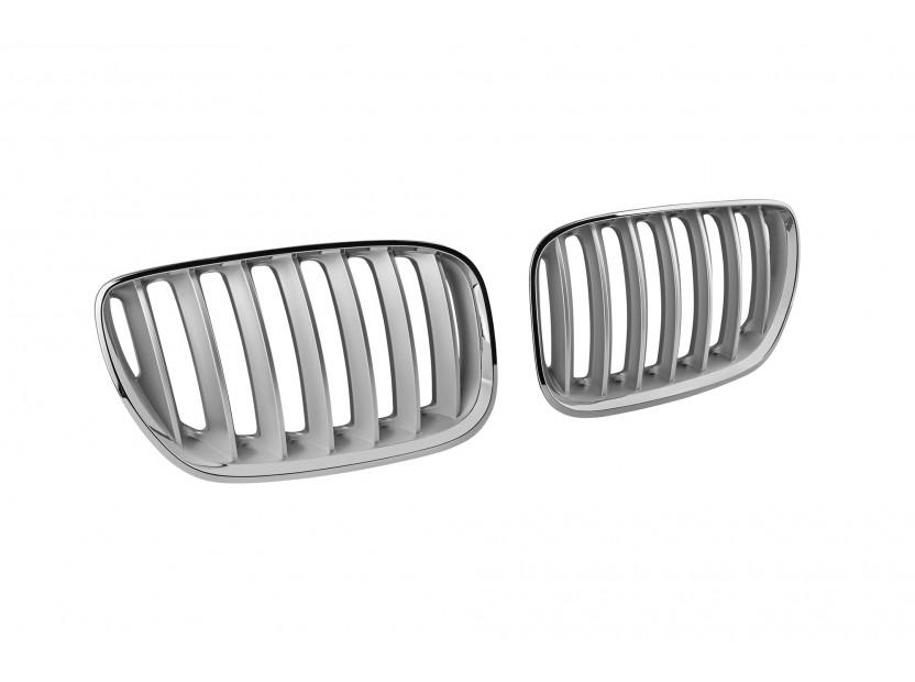 Бъбреци хром/сиви за BMW X5 Е53 2004-2006 2