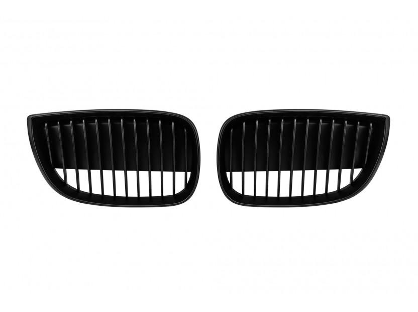 Бъбреци черен мат за BMW серия 1 E81 3 врати/E87 5 врати 2004-2007