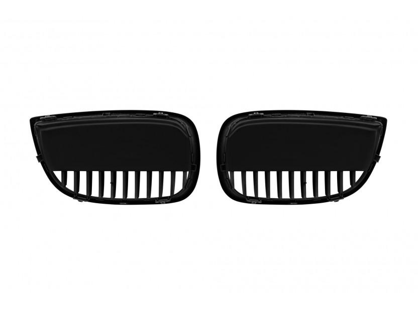 Бъбреци черен мат за BMW серия 1 E81, E87 2004-2007 3