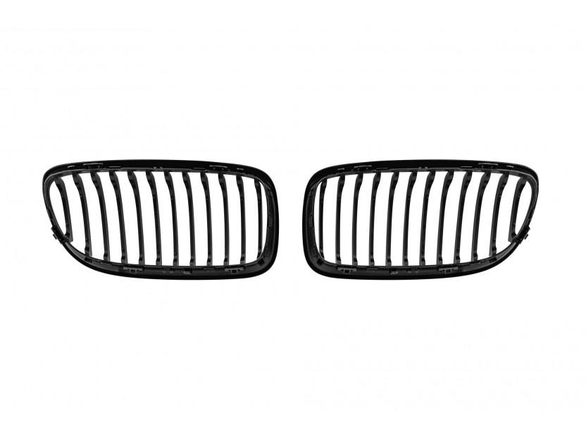 Бъбреци черен лак за BMW серия 3 E90 седан, E91 комби 2008-2011 3