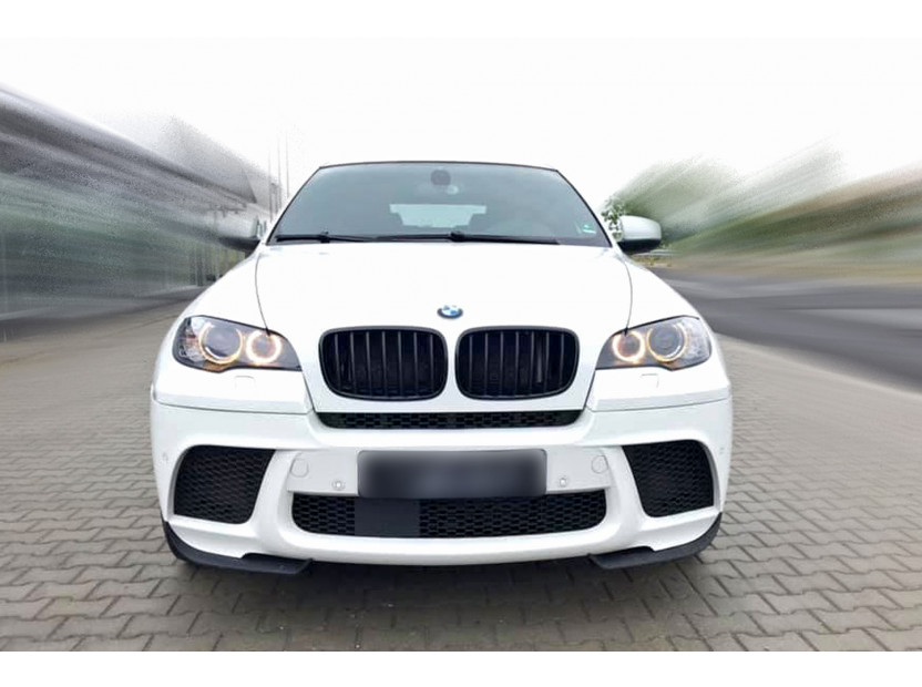 Бъбреци черен лак за BMW X5 E70 2007-2013/X6 E71 2008-2011 4