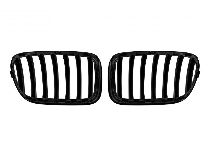 Бъбреци черен лак за BMW X3 F25 2010-2014 3
