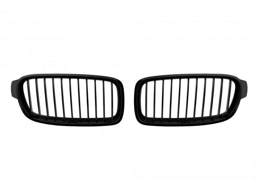 Бъбреци черен лак за BMW серия 3 F30 седан/F31 комби след 2011 година