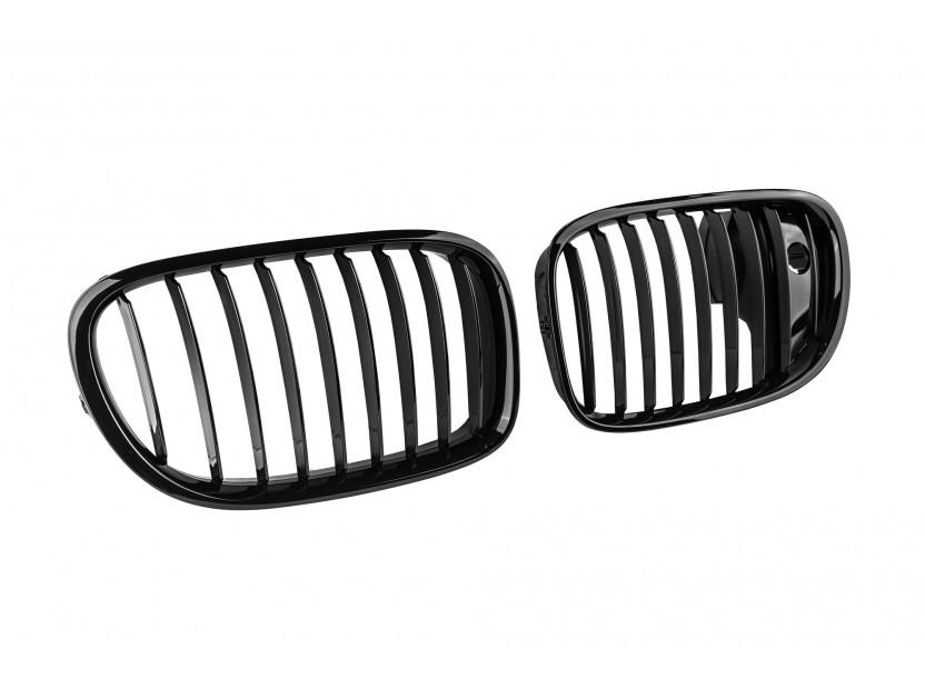Бъбреци черен лак за BMW серия 7 F01 2012-2015 2
