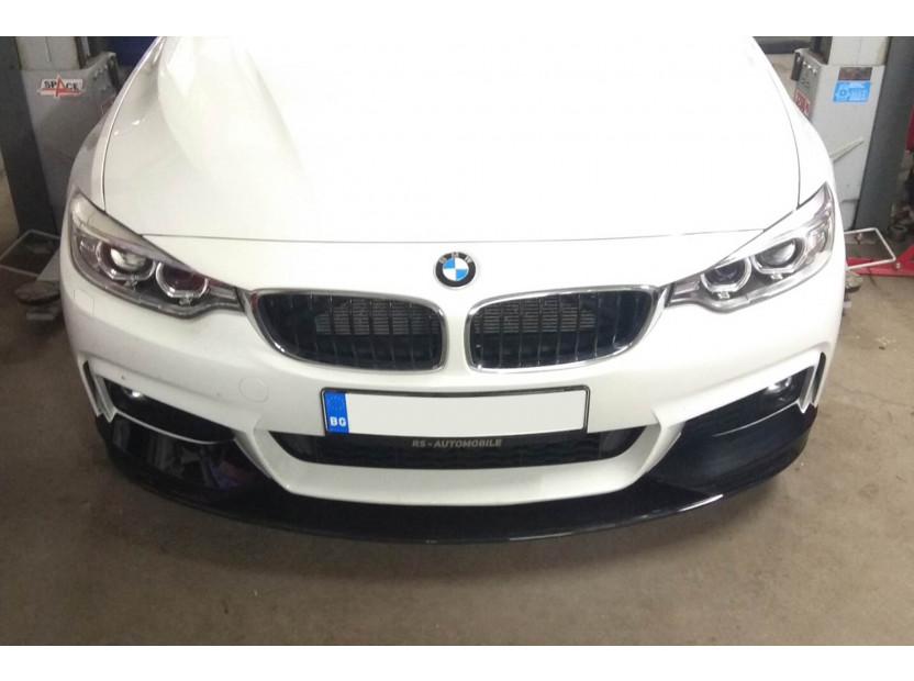 M performance спойлер за предна M броня за BMW серия 3 F30,F31 2011-2019 4