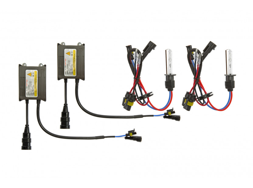 Ксенон система CANBUS H1 12000K 12V/35W 2