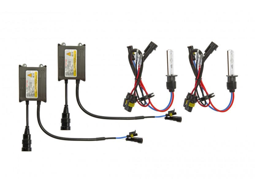 Ксенон система CANBUS H1 10000K 12V/24V/35W 2