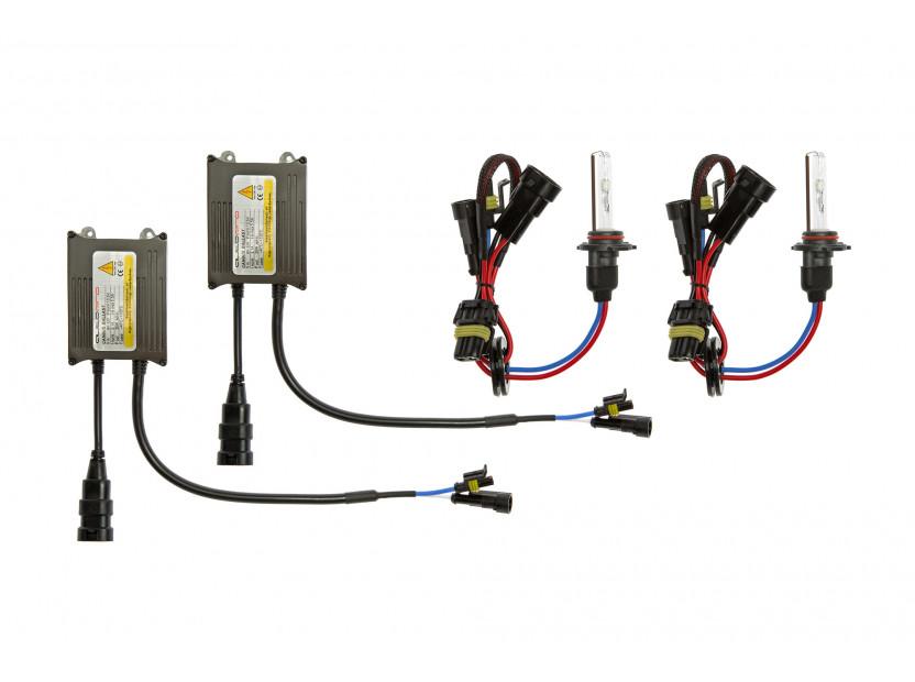 Ксенон система CANBUS H10 6000K 12V/35W 2