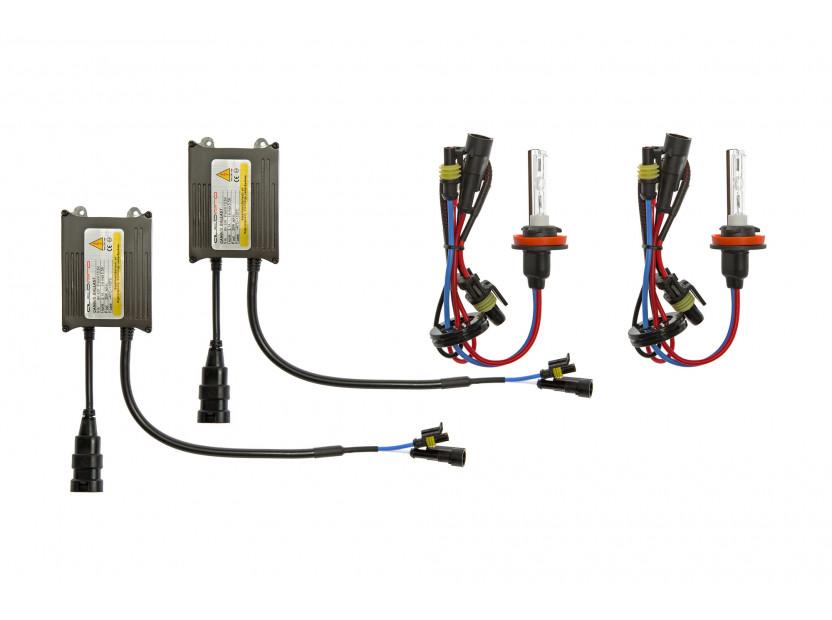 Ксенон система CANBUS H11 8000 12V/24V/35W 2