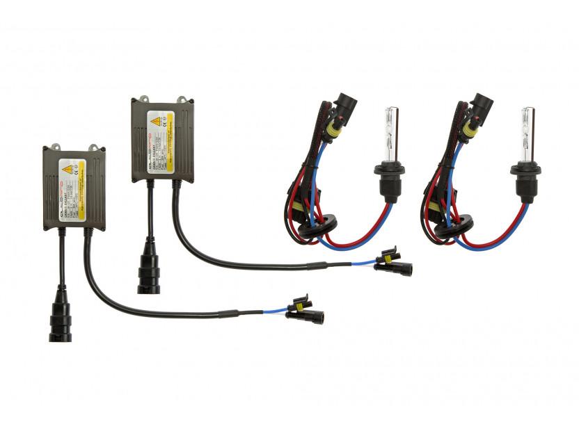 Ксенон система CANBUS H27/880/881 10000K 12V/35W 2