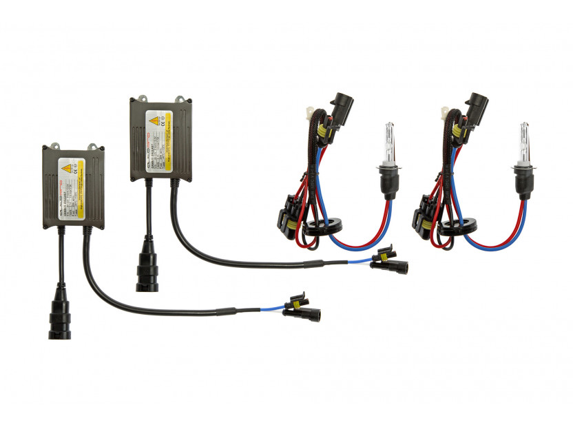 Ксенон система CANBUS H3 6000K 12V/35W 2