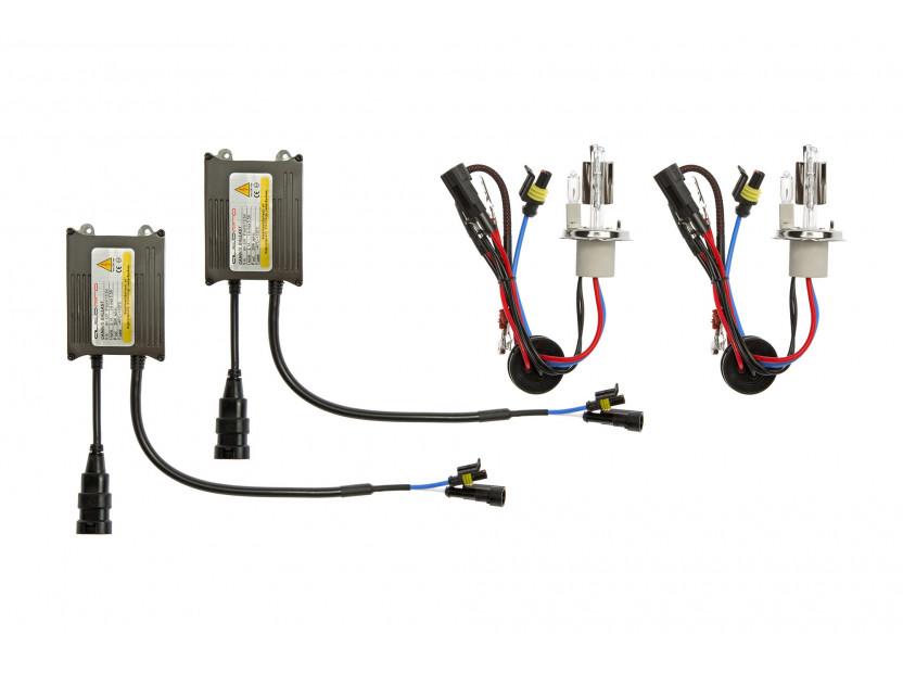 Ксенон система CANBUS H4-2 10000K SINGLE 12V/35W 2